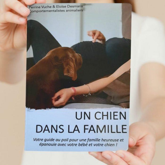 Livre un chien dans la famille